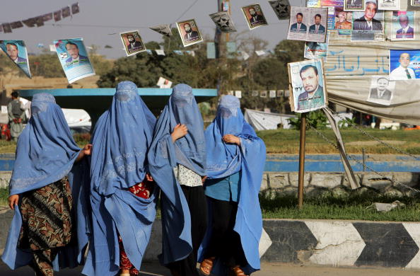 Kabul「Afghans Prepare for Nation's First Parliamentary Election」:写真・画像(16)[壁紙.com]