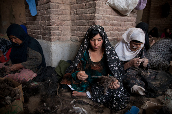 Garment「Workers Exposed to Health Risks in Fur and Wool Factories in Afghanistan」:写真・画像(8)[壁紙.com]
