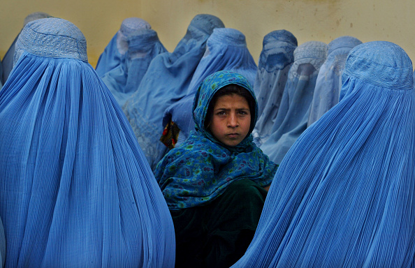 Afghanistan「Afghan Women At Kalakan Health Clinic」:写真・画像(4)[壁紙.com]