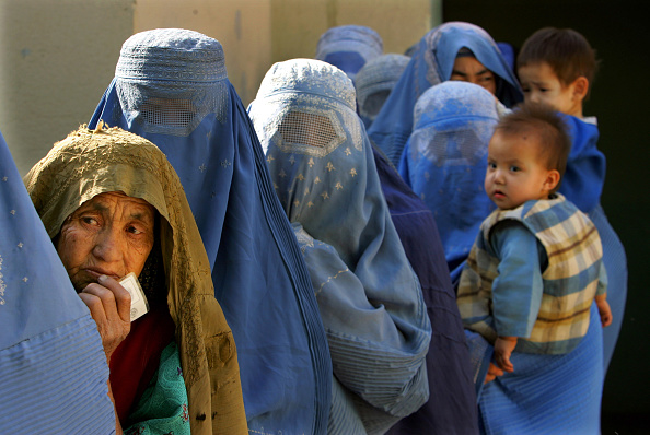 Kabul「Afghans Go To The Polls In Nation's First Parlimentary Election」:写真・画像(0)[壁紙.com]