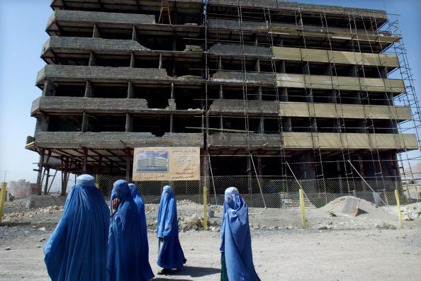 Kabul「Afghanistan Prepares For Presidential Election」:写真・画像(15)[壁紙.com]