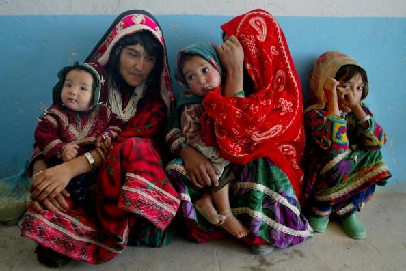 Healthy Eating「People Of Remote Afghan Region Recieve Aid」:写真・画像(17)[壁紙.com]