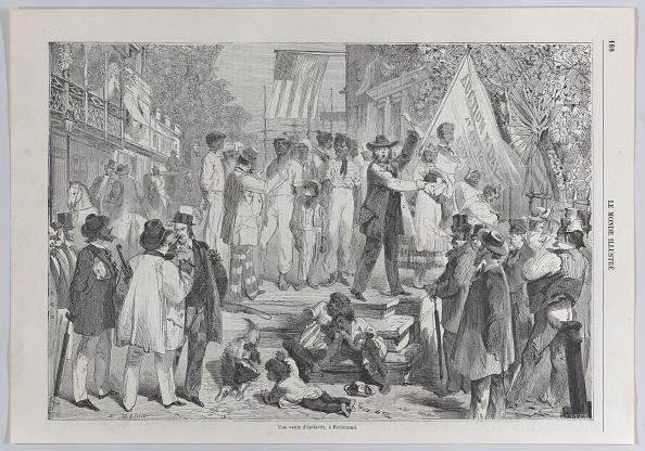 1860-1869「Une Vente Desclaves」:写真・画像(6)[壁紙.com]