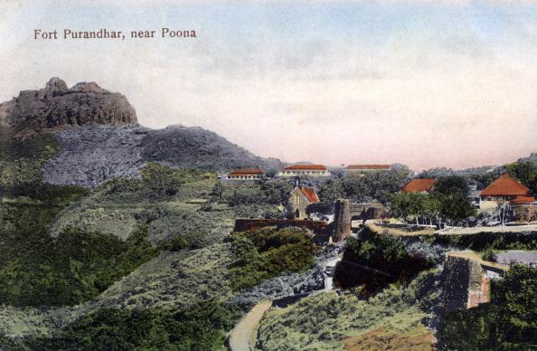 Pune「Fort Purandhar, near Pune (Poona), India, early 20th century.」:写真・画像(14)[壁紙.com]