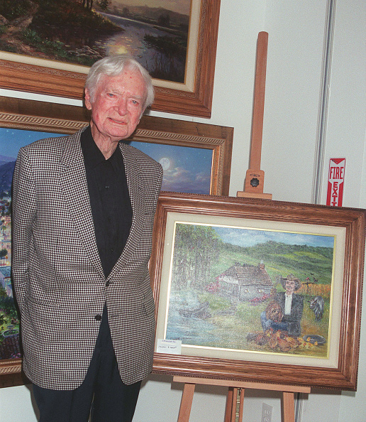 David Keeler「FILE PHOTO  Actor Buddy Ebsen Dies At 95」:写真・画像(6)[壁紙.com]