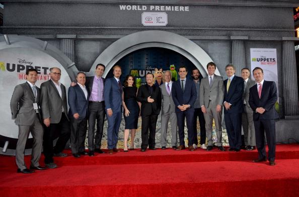 "El Capitan Theatre「World Premiere Of Disney's ""Muppets Most Wanted"" - Red Carpet」:写真・画像(19)[壁紙.com]"