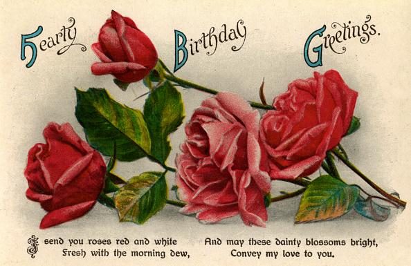 Birthday Card「Birthday card, c1900-1929(?).」:写真・画像(10)[壁紙.com]