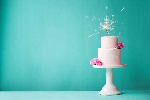 Dessert Topping「Birthday cake」:スマホ壁紙(9)