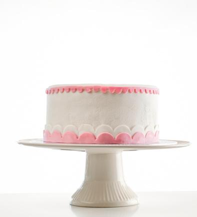 Icing「birthday cake on cakestand」:スマホ壁紙(0)