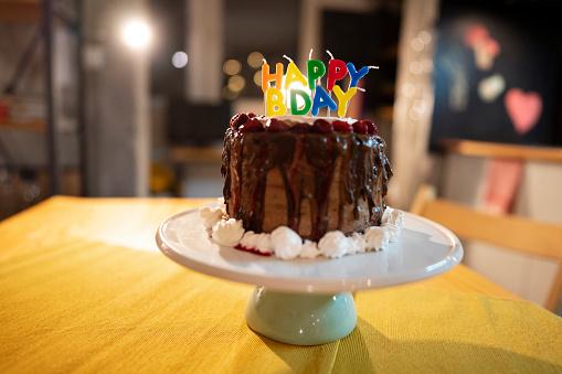 Candle「Birthday cake」:スマホ壁紙(13)