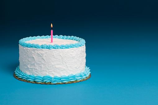 アイシング「誕生日ケーキ」:スマホ壁紙(10)