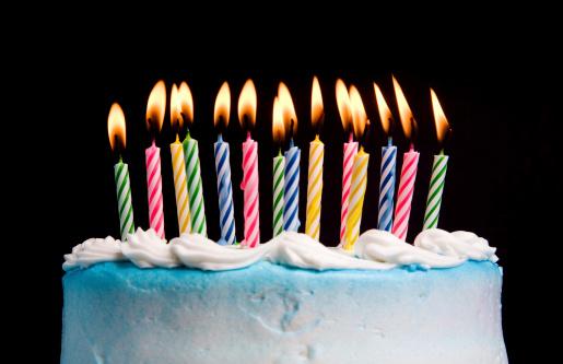 Birthday「Birthday Candles」:スマホ壁紙(15)