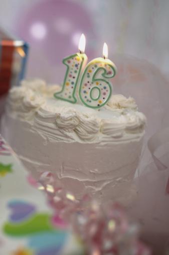 Teenager「Birthday cake」:スマホ壁紙(14)