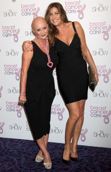 Breast「Breast Cancer Care 2009 Fashion Show - Arrivals」:写真・画像(14)[壁紙.com]
