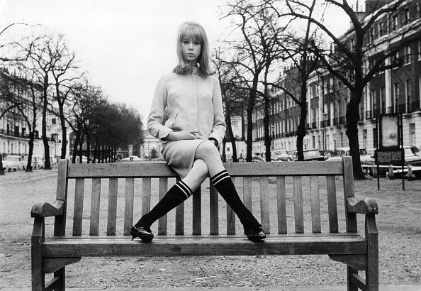 Fashion Model「Pattie Boyd, 1964」:写真・画像(13)[壁紙.com]