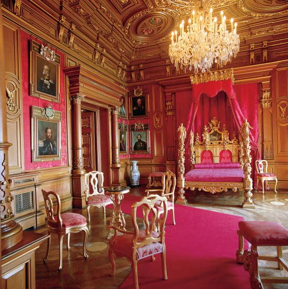 Bedroom「Goedoelloe castle」:写真・画像(7)[壁紙.com]