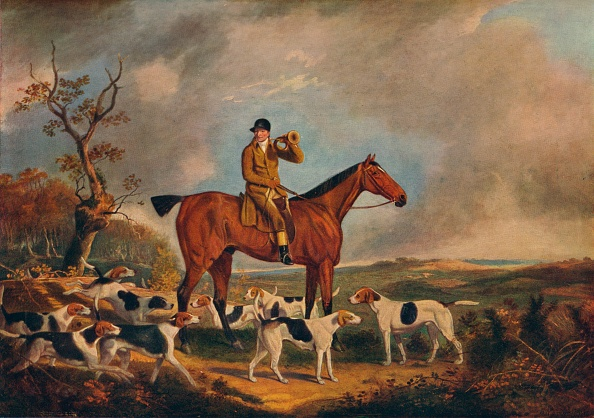 Overcast「Thomas Oldaker On Pickle With His Hounds」:写真・画像(12)[壁紙.com]
