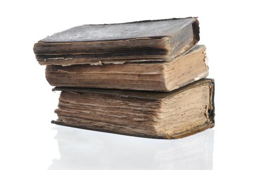 Manuscript「old books」:スマホ壁紙(1)