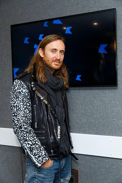 David Guetta Visits Kiss FM:ニュース(壁紙.com)