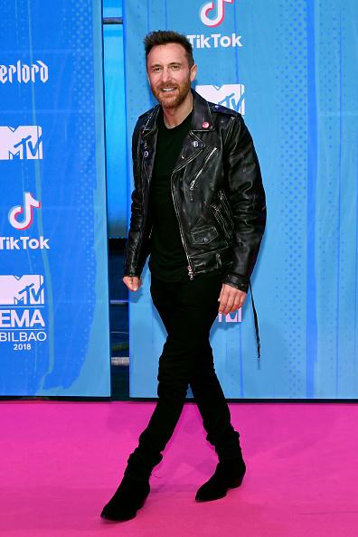 MTVヨーロッパ音楽賞「MTV EMAs 2018 - Red Carpet Arrivals」:写真・画像(9)[壁紙.com]