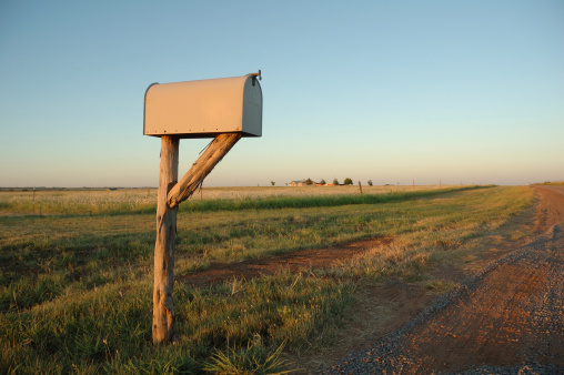Remote Location「Mailbox in the Country」:スマホ壁紙(7)
