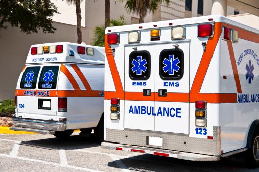 Emergency Services Occupation「Ambulances」:スマホ壁紙(15)