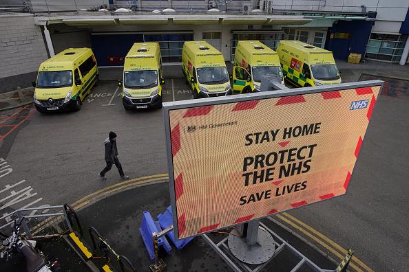 UK「Boris Johnson Announces Third National Coronavirus Lockdown」:写真・画像(6)[壁紙.com]