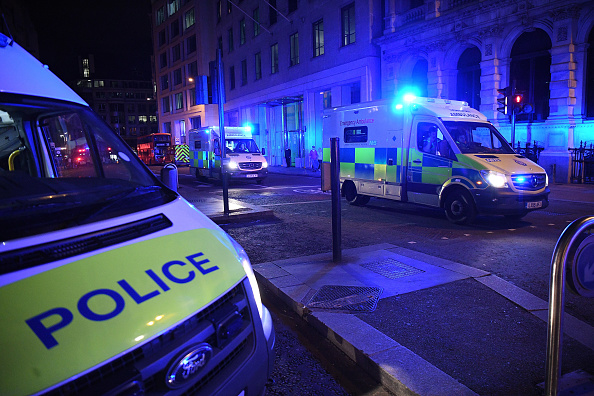 London Bridge - England「Police Attend Incident At London Bridge」:写真・画像(5)[壁紙.com]