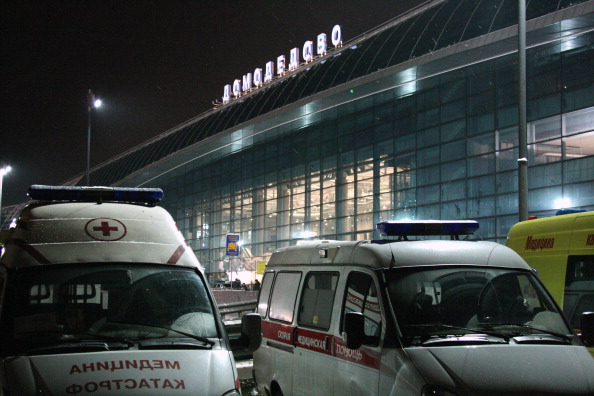 Russia「Explosion Rocks Moscow's Domodedevo Airport」:写真・画像(10)[壁紙.com]