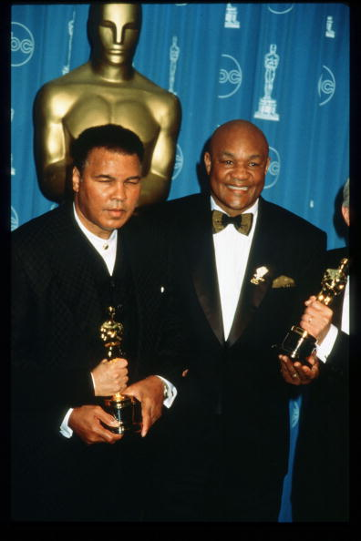 George Foreman「Oscar Awards Ceremony」:写真・画像(10)[壁紙.com]