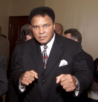 Waist Up「Muhammad Ali and Friends」:写真・画像(15)[壁紙.com]