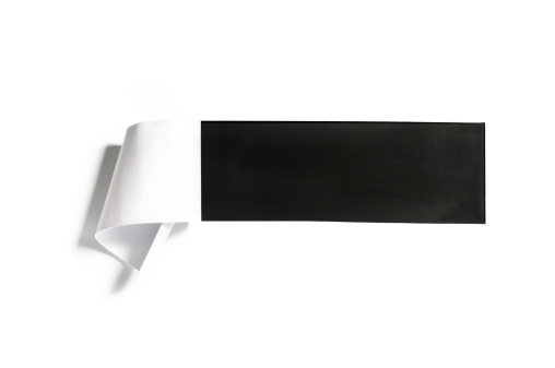 Square Shape「square hole in paper」:スマホ壁紙(9)
