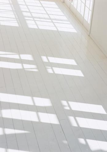 Shadow「Wooden floor and sunlight」:スマホ壁紙(3)