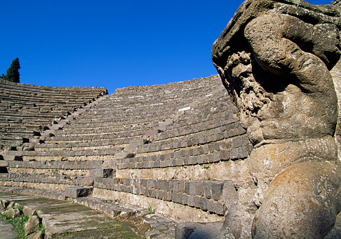 Archaeology「The Odeon Amphitheater in Pompeii」:スマホ壁紙(14)