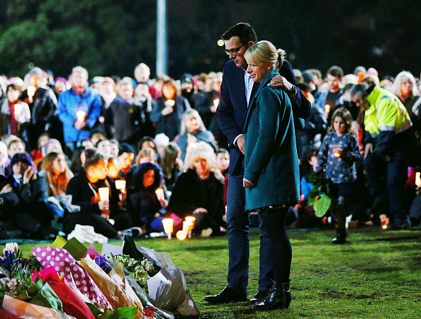 オーストラリア「Reclaim Princes Park Vigil Held After Eurydice Dixon Murder」:写真・画像(4)[壁紙.com]