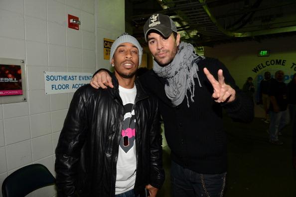 Enrique Iglesias - Singer「Power 96.1's Jingle Ball 2012 - Backstage」:写真・画像(9)[壁紙.com]