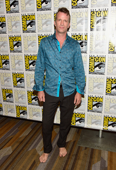 "Thomas Jane - Actor「Comic-Con International 2016 - ""The Expanse"" Press Line」:写真・画像(0)[壁紙.com]"