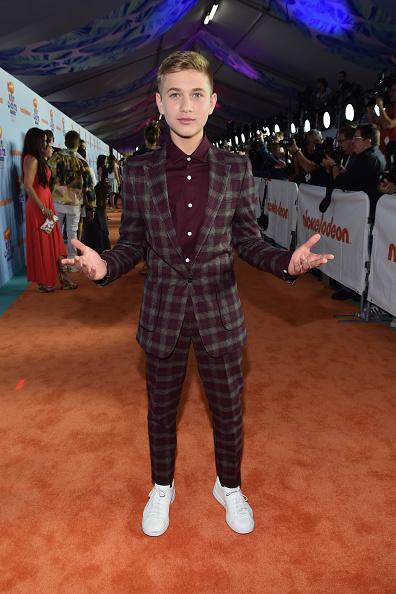 Nickelodeon Kids' Choice Awards「Nickelodeon's 2017 Kids' Choice Awards - Red Carpet」:写真・画像(15)[壁紙.com]
