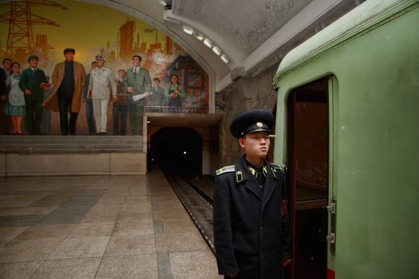 Particle「Daily Life In Pyongyang」:写真・画像(7)[壁紙.com]