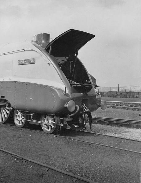 Aerodynamic「Silver Link Locomotive」:写真・画像(13)[壁紙.com]