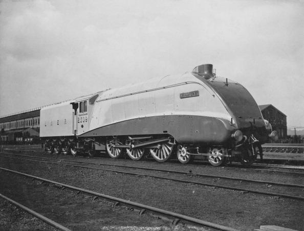 Single Object「Silver Link Locomotive」:写真・画像(18)[壁紙.com]