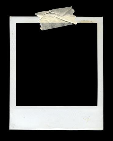 Frame - Border「Photo frame on Black」:スマホ壁紙(4)
