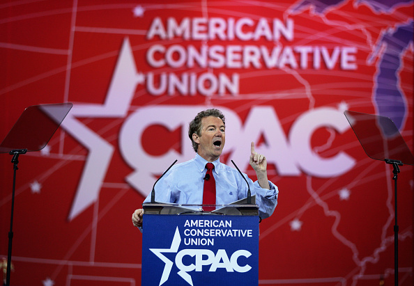 Politics and Government「Conservatives Gather For Annual CPAC Convention」:写真・画像(17)[壁紙.com]