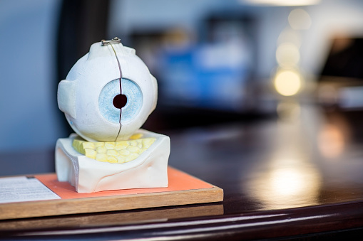 Optometrist「Mode of an eyeball」:スマホ壁紙(15)