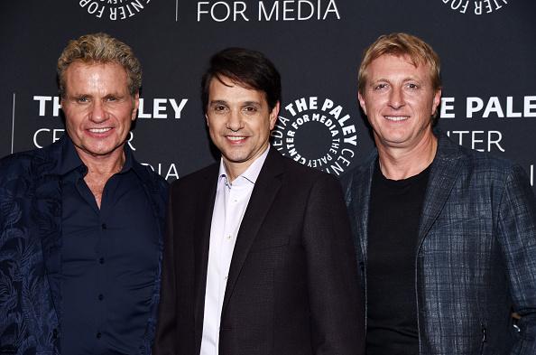 "Paley Center for Media - Los Angeles「Premiere Screening And Conversation Of YouTube Original's ""Cobra Kai"" Season 2」:写真・画像(6)[壁紙.com]"