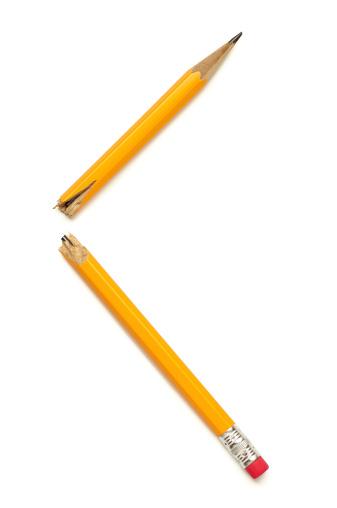 Broken「Broken Pencil」:スマホ壁紙(1)