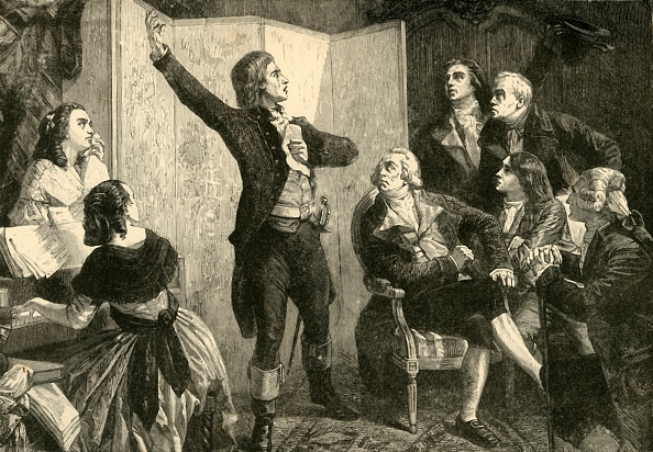 "Nice - France「First Singing Of The ""Marseillaise"" By Rouget De Lisle」:写真・画像(10)[壁紙.com]"