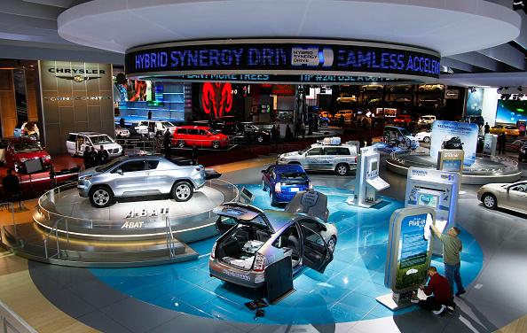 Power Supply「Detroit Auto Show Previews Newest Car Models」:写真・画像(14)[壁紙.com]