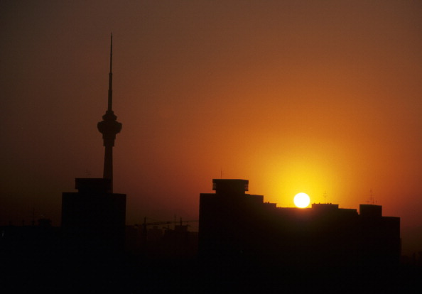 Urban Skyline「Beijing Sunset」:写真・画像(9)[壁紙.com]