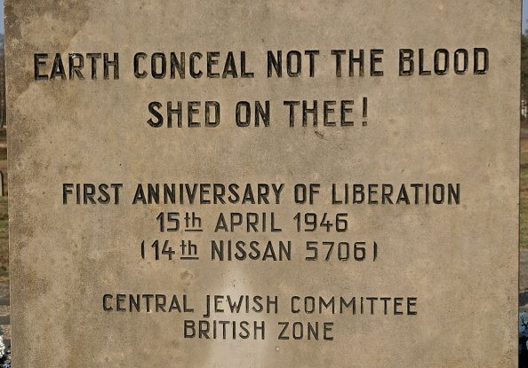 Richard Blanshard「Jewish Memorial at Bergen-Belsen」:写真・画像(10)[壁紙.com]